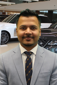 Zuber Pathan - Pre-Owned Sales Consultant